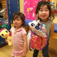 Photo taken at Build-A-Bear Workshop by Mikey C. on 3/29/2015