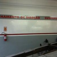 Photo taken at Oficina Brasil - Carrefour SBC by Edgard I. on 12/13/2012