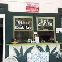 Photo taken at ka'u coffee house- ulu room by Rudy R. on 6/18/2014