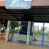 Photo taken at Parque Ecológico Maurilio Biagi by Dra J. on 10/19/2012