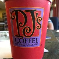 Photo taken at PJ's Coffee by Vinoth Kumar S. on 4/15/2016