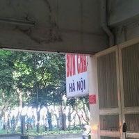 Photo taken at Bún Chả Hồ Gươm - Điện Biên Phủ by Mike N. on 10/21/2012
