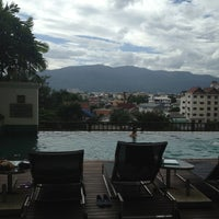 Photo taken at Le Méridien Chiang Mai by @EstrellaSibila on 8/18/2013