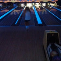 Photo taken at AMF Cranston Lanes by Paul C. on 7/27/2013