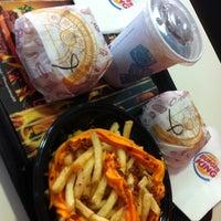 Photo taken at Burger King by Bruno L. on 10/3/2012