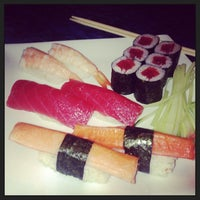 Photo taken at Kanki Japanese House of Steaks & Sushi by Jeremey D. on 6/25/2013