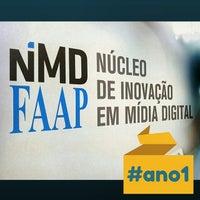 รูปภาพถ่ายที่ Núcleo de Inovação em Mídia Digital da FAAP โดย Eric M. เมื่อ 11/6/2014