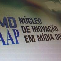 รูปภาพถ่ายที่ Núcleo de Inovação em Mídia Digital da FAAP โดย Eric M. เมื่อ 12/9/2013