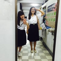 Photo taken at ตึกพักหญิงชวนชม by Duckk K. on 8/3/2015