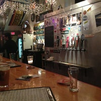 Photo taken at Thirsty Monk Pub & Brewery by Ashley C. on 1/20/2013