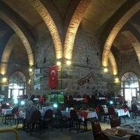 Photo taken at Üçler Restaurant by Neşe Ş. on 7/8/2016