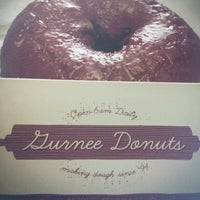 Photo taken at Gurnee Donuts by James A. on 9/18/2016