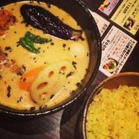 7/14/2013にYasuyuki T.がスープカリーイエローで撮った写真