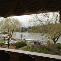 Photo taken at Mill Pond House Restaurant by Thea K. on 4/11/2013