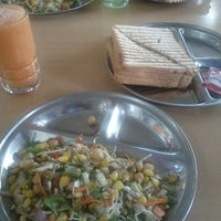 Photo taken at Infosys - Food Court 1 by Mohan K. on 11/22/2012