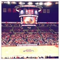 Photo taken at Value City Arena - Jerome Schottenstein Center by Jennifer C. on 12/28/2012