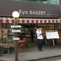 Photo taken at Kyo BAKERY by JP B. on 6/29/2013
