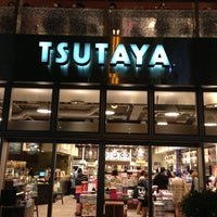 Photo taken at Tsutaya Book Store Tenjin by JP B. on 5/3/2013