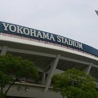 Photo taken at Yokohama Stadium by Satoshi U. on 6/9/2013