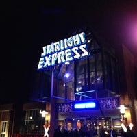 Das Foto wurde bei Starlight Express von Thorsten P. am 11/17/2012 aufgenommen