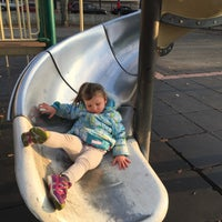 Photo taken at Hoyt Playground by Denise M. on 12/10/2015