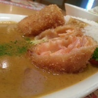 Photo taken at Mr. Curry by Hilda T. on 10/3/2012
