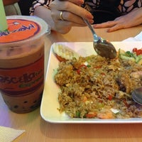 Photo taken at Tamansari Food Court by alvi gista n. on 2/8/2013