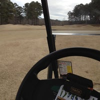 Photo taken at Cobblestone Golf Course by Jonathan S. on 2/8/2014