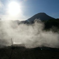 Photo taken at Volcan Casitas by Andrea W. on 11/7/2012
