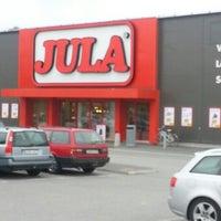 Photo taken at Jula by Fredrik on 9/25/2012