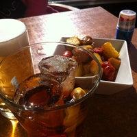 Photo taken at La Guapa Cafe by Emilio on 11/9/2013