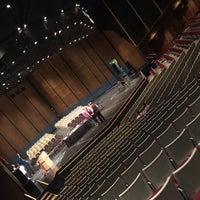 Photo taken at McCain Auditorium by Farah B. on 5/11/2016