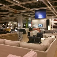 Photo taken at IKEA Montréal by Mira on 5/7/2014