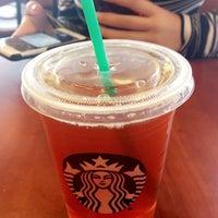 Photo taken at Starbucks by Yagmur G. on 5/28/2016