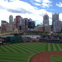 Photo taken at PNC Park by Mark P. on 7/4/2013
