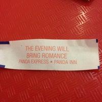 Photo taken at Panda Express by Joe😎 P. on 10/25/2012