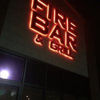 Photo taken at Fire Bar by Joe😎 P. on 2/2/2013