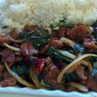 Photo taken at Hangen Szechuan Restaurant by Aaron C. on 12/23/2014