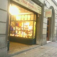 Foto tomada en Papelería Segarra por Lutxana A. el 10/19/2012