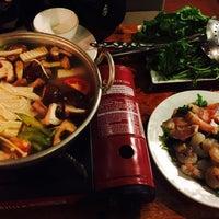 Photo taken at Sapa Lotus Restaurant by Sany N. on 11/28/2016