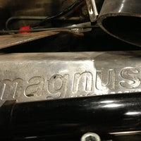 Photo taken at DSM Garage by Andrew on 4/4/2013