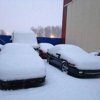 Photo taken at DSM Garage by Andrew on 4/1/2013