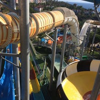 Photo taken at Aqua Park by tb0T T. on 10/14/2016