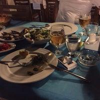 Photo taken at Elit Balık Restaurant by İrem E. on 8/1/2015