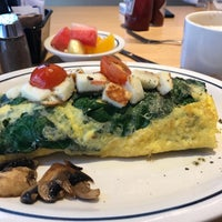 Photo taken at IHOP | آيهوب by Closed on 7/4/2017