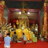 Photo taken at Wat Pa Phu Thap Boek by Thitaporn C. on 7/18/2016
