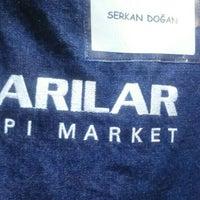 Photo taken at Sarılar Yapı Market by Serkan D. on 10/7/2015