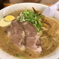Photo taken at 赤れんがラーメン 南4条店 by Yoshihiro M. on 10/7/2018
