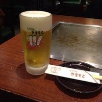 Photo taken at たこ焼き やまもと by Yoshihiro M. on 5/5/2013