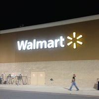 Photo taken at Walmart Supercenter by Jackson C. on 3/11/2013